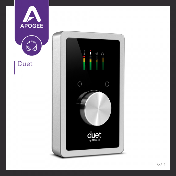 Duet for iPad and Mac 1